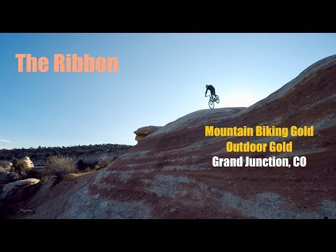 The Legendary Ribbon...Mountain Biking the Ribbon, Lunch Loops, Grand Junction Colorado