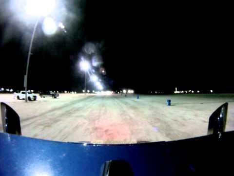 Desert Thunder Raceway 8-31-12 Taquache vs Saxon 2