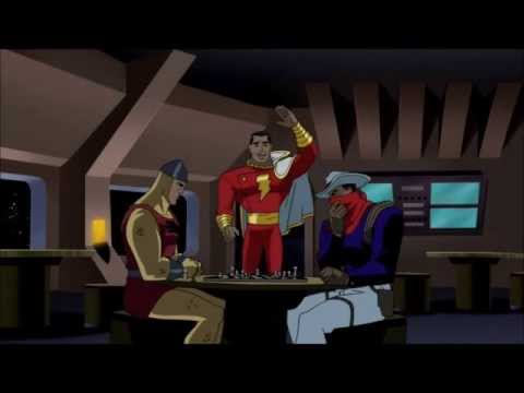 Justice League On Chess