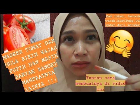 Masker Tomat Dan Gula Bikin Wajah Kinclong Bebas Dari Timbulnya Jerawat Youtube