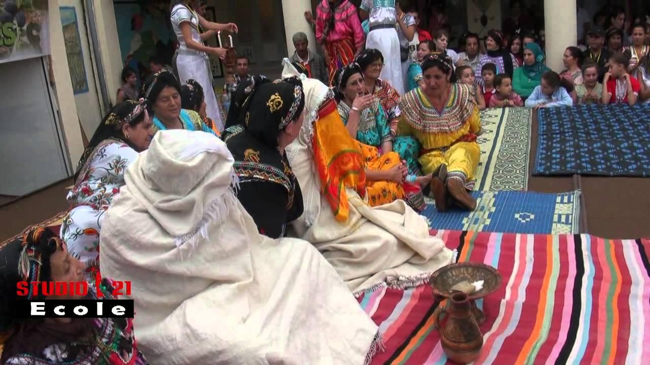 photo de mariage kabyle