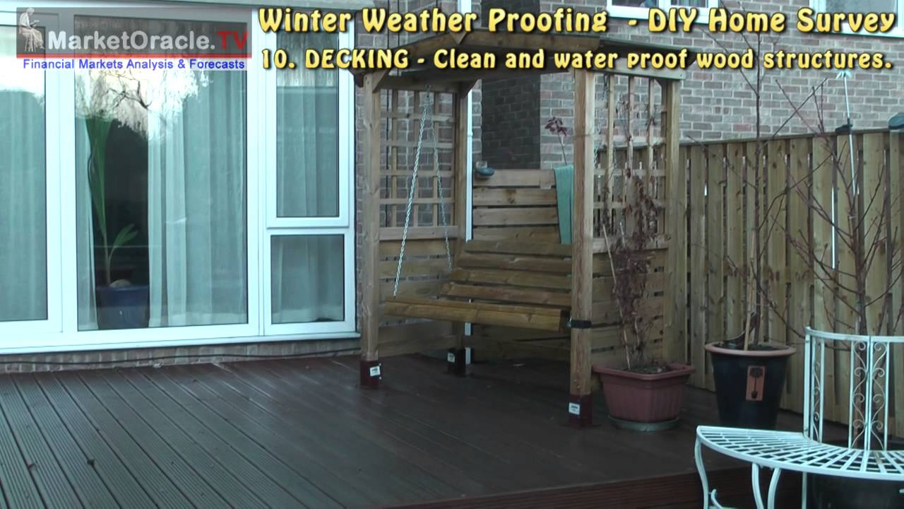 Home Winter Weather Proofing 22 Point Survey Save Energy