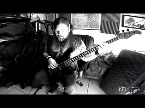 "Deftones - ""Rosemary"" (Bass Cover)"