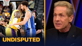LeBron shouldn't have made All-NBA & Klay deserved it over Kemba — Skip Bayless   NBA   UNDISPUTED