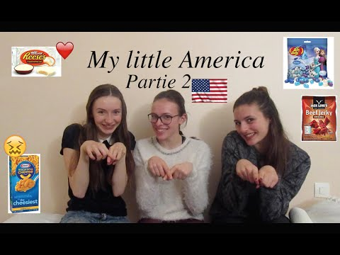 ❤️Dégustation My little america-partie 2