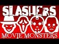watch he video of History of SLASHERS-Movie Monsters