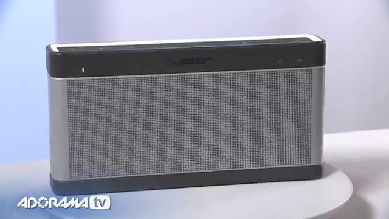 how to connect bose bluetooth speaker to tv