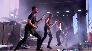 Architects - Gone with the wind (live reading) sam speech