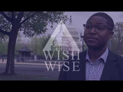 Nicholas Walters, Delta St. University Junior (WISH Alumnus) WISH Testimonial 1