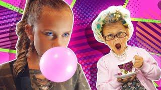 Little Grandma  Parody | Kid Jamz