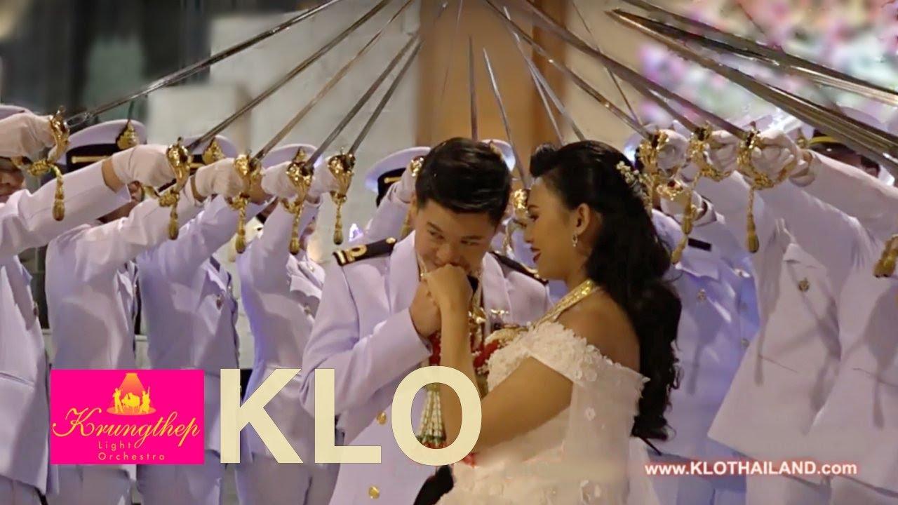 Bua sarocha wedding bands