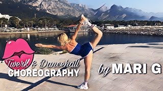 Twerk & Dancehall in Rixos Sungate by MARI G