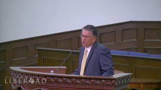 Pastor Roy Carrizales- Iglesia Bautista Libertad