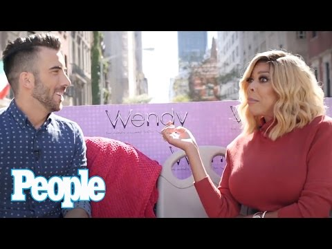 Wendy Williams On What Topics Are Off Limits And Her Favorite Guests | People NOW | People