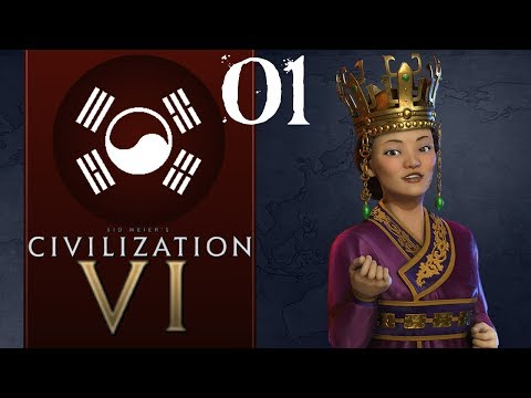 SB Plays Civilization 6: Rise And Fall 01 - Let's Learn Something