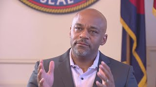 Web Extra: Denver Mayor Michael Hancock Talks DIA Great Hall Contract Termination