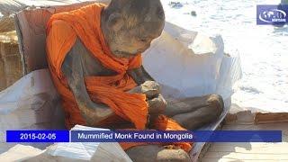 Mummified Monk Found in Mongolia