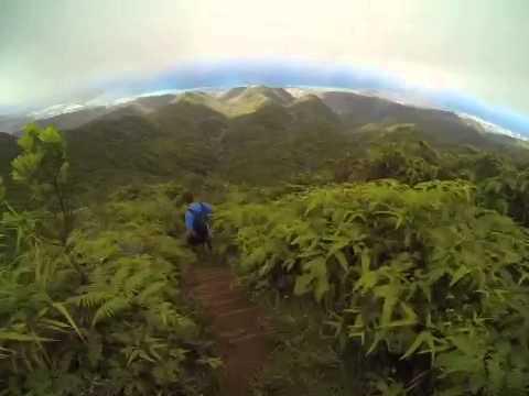 Hawaii Loa Hike