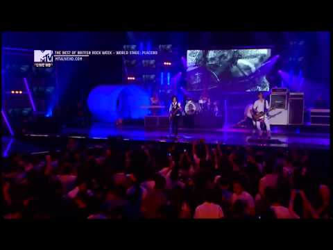 Placebo @ Mexico city 2009 (MTV World Stage) [HD]