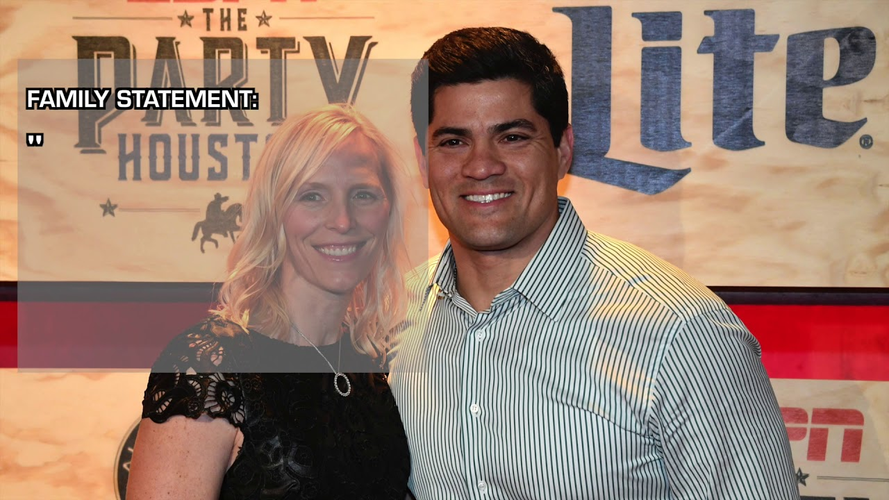 Former New England Patriots player Tedy Bruschi is recovering from a stroke, his family says