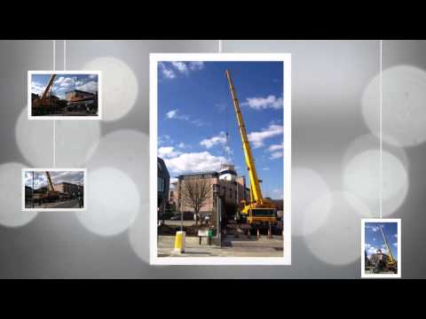 Crane Lifting Boat 1