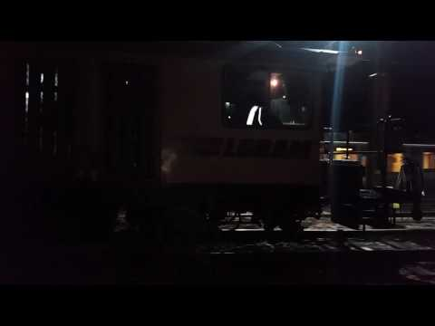 MBTA Rail Grinding - Green Line