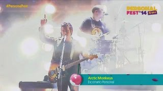 Arctic Monkeys - One for the Road (Live at Personal Fest)