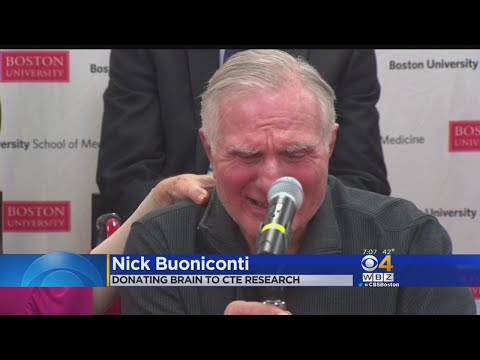 Nick Buoniconti Pledges To Donate Brain To CTE Research
