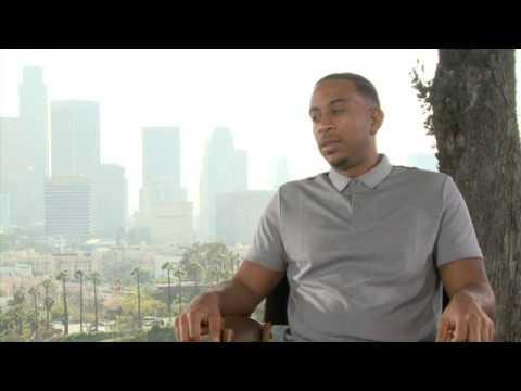 Furious 7 - Chris Bridges - Ludacris Interview