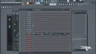 [99%] Wisin - Escápate Conmigo ft. Ozuna Instrumental (Fl Studio Remake) + MP3