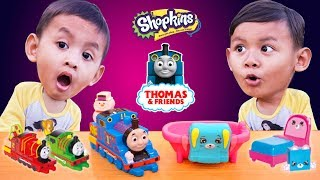 Mainan Mc Donalds Terbaru Happy Meal Thomas And Friends/Shopkins Happy Places | Happy Meal Toys 2019