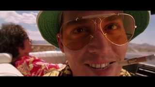 Love, Sex & Drugs (Fear 'n Loathing In Las Vegas and Howl's Moving Castle - Johnny Depp)