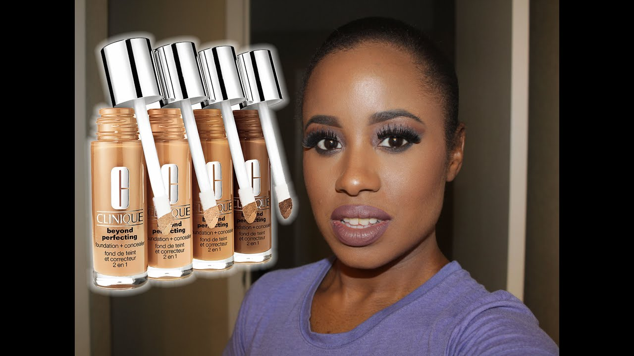Clinique s Beyond Perfecting Foundation Concealer Review