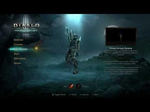 Diablo 3 playthrough (PS4) (Male Crusader): Part 1