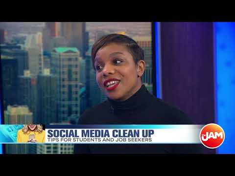 Social Media Clean Up | Tips For Students And Job Seekers