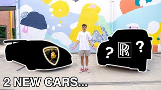 Revealing My New Exotic SUPERCAR And Luxury SUV