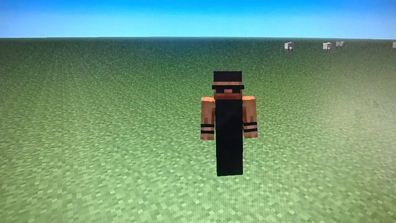 hawkeye minecraft skin