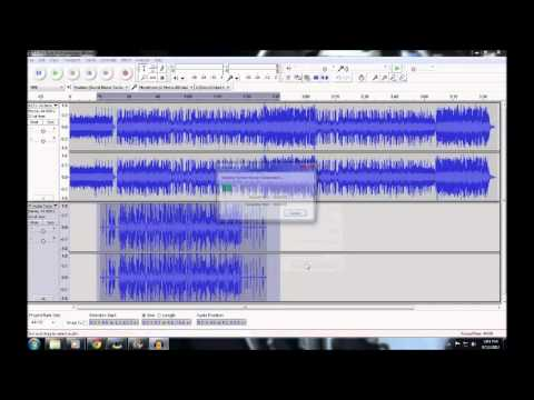 How to RECORD GOOD RAP SONGS IN AUDACITY