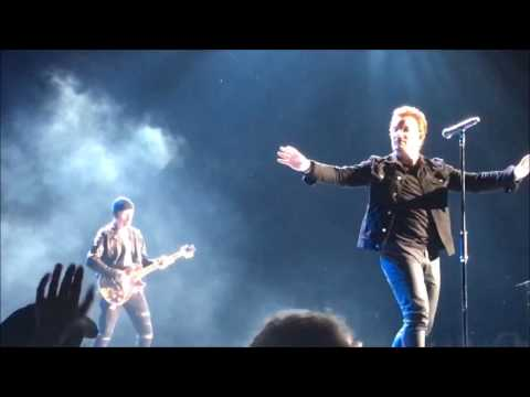 U2 The Joshua Tree Tour 2017 Multicam Full Show Best Audio Quality! June 3 Chicago Soldier Field