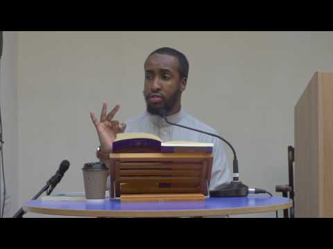 Part 1 || Explanation of Etiquettes of Critical theory  and Debate  || Ustadh AbdulRahman Hassan