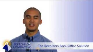 Part 1 - Step by Step Contract Staffing Training