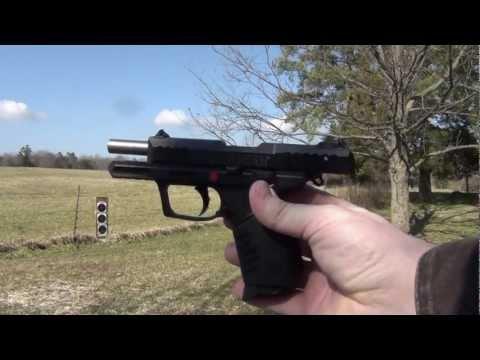 New Ruger SR22 Pistol Review