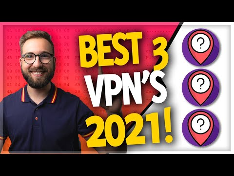 Best VPN 2021! (do Not Buy A VPN Before Watching This)