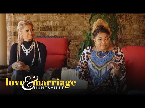 Melody Gets Duped into Marriage Counseling   Love and Marriage: Huntsville   Oprah Winfrey Network