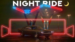 Electronic Music Mix 2018 🌙 Night Ride