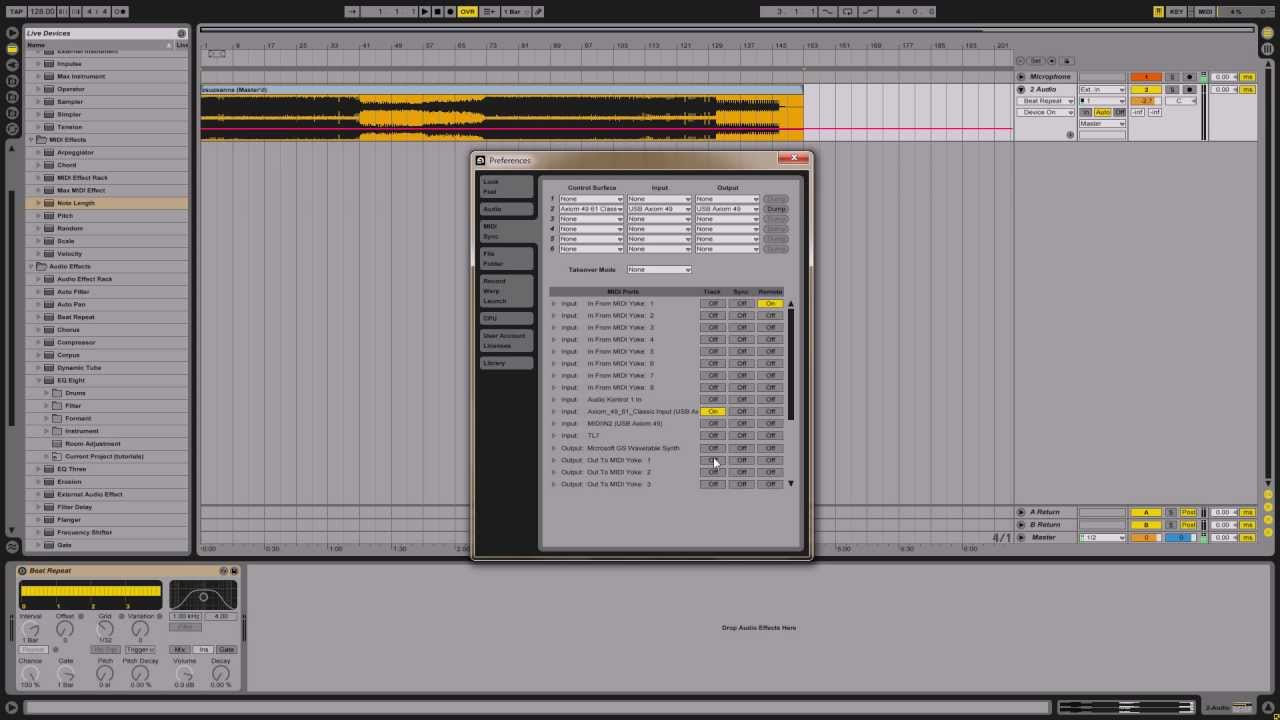 Walko Shows You How to Make Momentary Switches In Ableton Live (In ...
