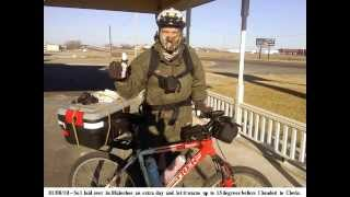 discovering america on 2 wheels leg 2 part 2 mineral wells tx to clovis nm