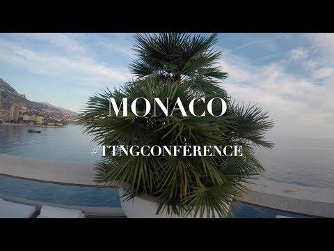 Travel in Vision VLOG 1 Monaco, TTNG Conference 2017