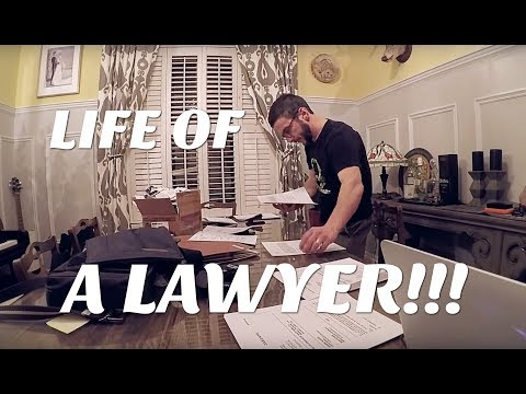 The Last Trial? A Day in the Life of an Attorney