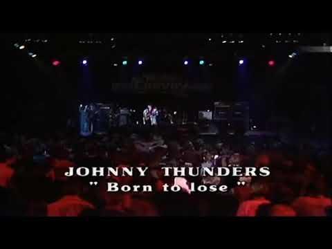Johnny Thunders - Born To Lose. 1984